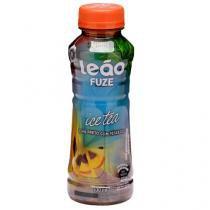 Chá Gelado Ice Tea Fuze Leão Pêssego 300ml -