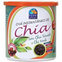 Chá Instantâneo de Chia 200g - Fauna e Flora