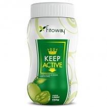 Chá Keep Active Limão - 100g -  Fitoway -