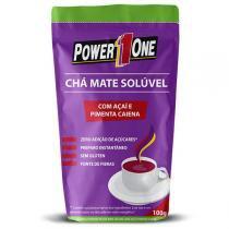 Chá Mate Solúvel 100 g - Power One -