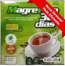 Chá Misto Magreplan 30 Dias Ervas com Chá Verde 60 Sachês -