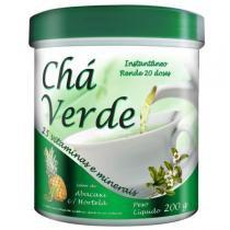 Chá Verde 200g - New Millen - LIMÃO - New millen suplementos