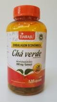 Chá Verde - Tiaraju - 120 + 20 cápsulas 300mg -