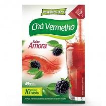 Chá Vermelho Amora - 10 Sticks - Tisana Maxinutri -
