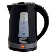 Chaleira Elétrica Black  Decker KXB Preto Função Chá e Chimarrão Capacidade para 2 Litros -