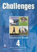 Challenges 4 - students book - Longman do brasil
