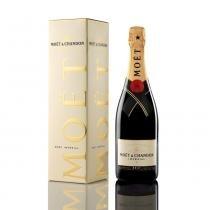 Champagne Moët Impérial Brut 750 ml com cartucho - Moet  chandon