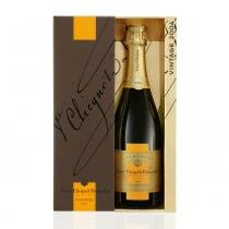 Champagne Veuve Clicquot Vintage Blanc 750 ml com cartucho -