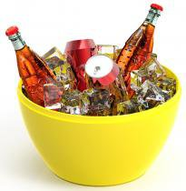 Champanheira Oxy amarela - Im In