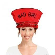 Chapéu Quepe Bad Girl - Festabox