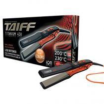 Chapinha Taiff Titanium 450 Colors Laranja Ions 230C - Taiff