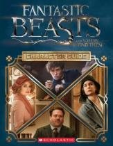 Character Guide - Fantastic Beasts and Where to Find Them - - Scholastic books