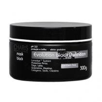 Charis Evolution Black Definition Mask Black - Máscara Capilar - 250ml - Charis