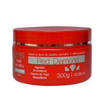 Charis Red Diamond - Máscara Capilar - 300g -