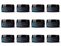 Charming Black Pomada Modeladora Efeito Matte 50g (Kit C/12) -
