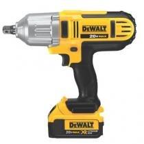 """Chave de Impacto à bateria 1/2"""" 13 mm 1500 RPM 407N 220v - DCF889M2 - Dewalt"""