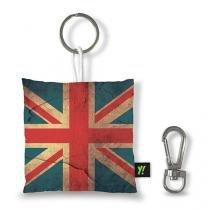 Chaveiro Bandeira do Reino Unido - Yaay