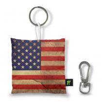 Chaveiro Bandeira dos Estados Unidos - Yaay