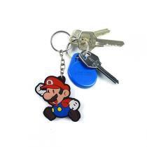 Chaveiro Cute Mario - Fabrica geek