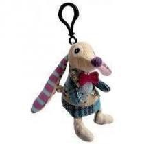 Chaveiro mini cachorro Deglingos -