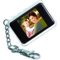 """Chaveiro Porta Retrato Digital com LCD 1.5"""" DP151 Coby -"""