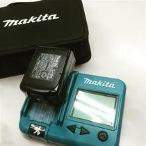 Checador de baterias portatil btc 04 - 198038-8 - makita - Makita