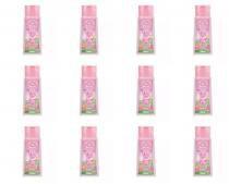 Cheirinho De Bebê Deo Colônia Infantil Rosa 210ml (Kit C/12) -