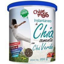 Chia Com Chá Verde 200g - Chá Mais