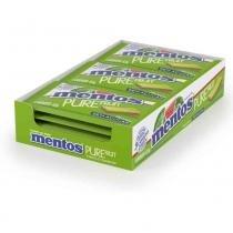 Chiclete Mentos Pure 3Fresh Melancia c/15 - Perfetti -