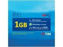 Chip TIM 4G  - 041 Curitiba