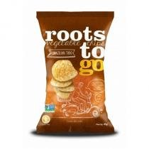 Chips de Cará Roots To Go 45g - Roots To Go