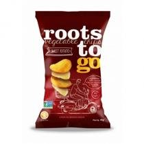 Chips Mix de Batata Doce Roots To Go 45g - Roots To Go