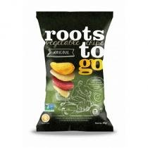 Chips Original Mix de Raízes Roots To Go 45g - Roots To Go