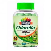 Chlorella 1000mg - 180 Comprimidos - Lauton - Lauton naturals