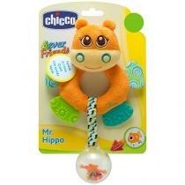 Chocalho 4ever Friends Mr. Hippo - Chicco