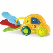 Chocalho carrinho zoop toys zp00129 - Zoop