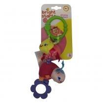 Chocalho de Pelúcia - Animais - Joaninhas - Kids II - New Toys