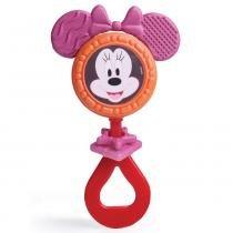 Chocalho e Mordedor - Disney - Minnie - Elka -