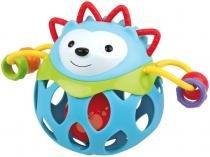 Chocalho Meu Amiguinho de Atividades - Porco Espinho Buba Toys