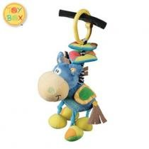 Chocalho Playgro - Treme-Treme Toy Box Cavalo Clip Clop - Elka - Elka