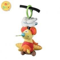 Chocalho Playgro - Treme-Treme Toy Box Rato Mimsy - Elka - Elka