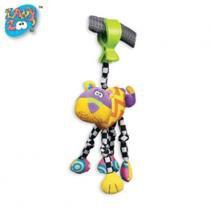 Chocalho Playgro - Treme-Treme Zany Zoo Twisty Tiger - Elka - Elka