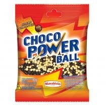 Choco Power Ball Pequeno Sortido 80g - Mavalério - Mavalerio