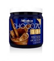 Choco70 Clean - 350g - Atlhetica - Atlhetica nutrition