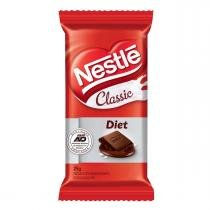 Chocolate nestlé classic diet 25g -
