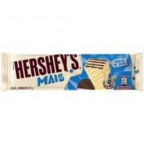 Chocolate Wafer Mais Branco Cookies 115g - Hersheys -