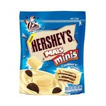 Chocolate Waffer Mais Mini Branco Creme 100g - Hersheys -