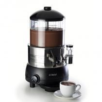 Chocolateira Hot Dispenser IBBL 5 L em Inox -