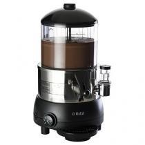 Chocolateira Hot Dispenser IBBL HD5 5L Inox - Quente 1 Torneira Aquecimento por Banho-Maria