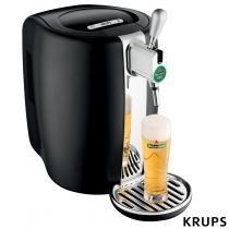 Chopeira Elétrica Krups Beertender B101 com Refrigeração - Exclusiva Heineken - Máquina de chopp gelado -
